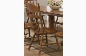 Brooks Oak Side Chair Set of 2