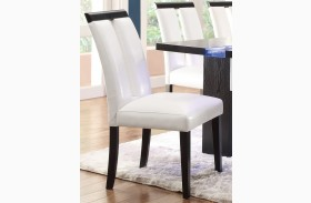 Kenneth Black Side Chair Set of 2