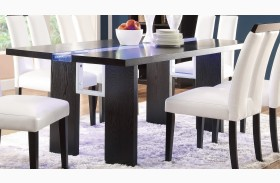 Kenneth Black Dining Table