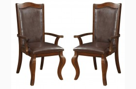 Louanna Arm Chair Set of 2