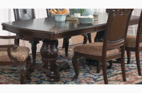 Valentina Rectangular Extendable Dining Table