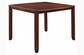 Dupree Extendable Square Counter Height Table