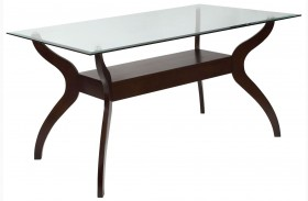 Andenne Cappuccino Dining Table