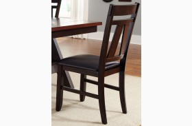 Lawson Splat Back Side Chair Set of 2