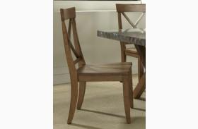 Keaton X Back Side Chair Set of 2
