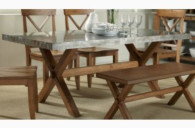 Keaton Trestle Table