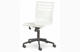Classics 4.0 Smartstuff Saddle Summer White Desk Chair