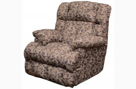 Cedar Creek Duck Camo Lay Flat Recliner
