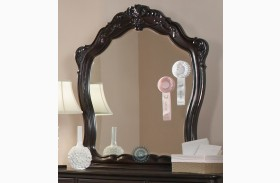 Cinderella Dark Cherry Mirror