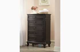 Cinderella Dark Cherry Chest