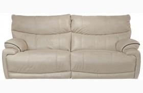 Larkin Buff Power Reclining Sofa