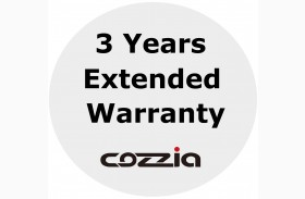 Cozzia 3 Years Extended Warranty