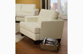 Samuel Cream Chair - 501693