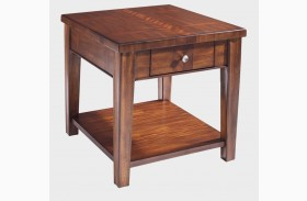 Runway Occasional End Table