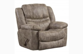 Valiant Marble Power Glider Recliner