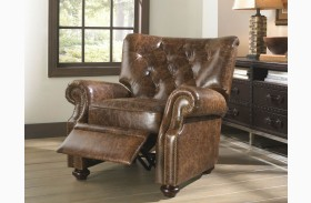 Louis Coco Brompton Leather Recliner