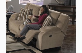 Hammond Coffee Power Reclining Loveseat with Console