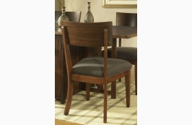 Perspective Gate Leg Side Side Chair Set of 2