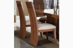 Milan Side Side Chair Set of 2