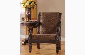 Bradington Truffle Chair