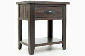 Jackson Lodge Subtle Nightstand