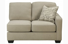 Alenya Quartz Fabric RAF Loveseat