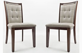 Manchester Upholstered Dining Chair Set of 2