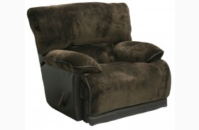 Escalade Chocolate Recliner