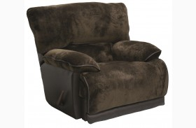 Escalade Chocolate Power Recliner