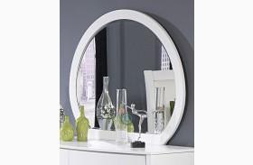 Lyric White Mirror