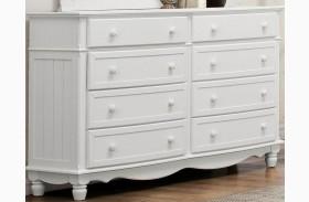 Clementine White Dresser