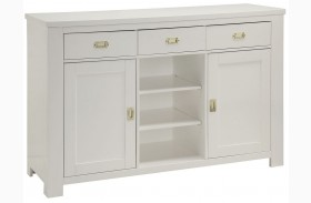 Hampshire White Sideboard