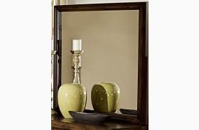 Bernal Heights Warm Cherry Mirror