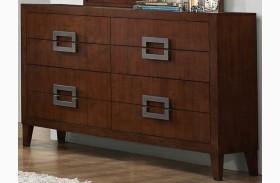 Arata Brown Dresser