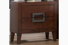 Arata Brown Nightstand