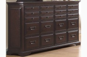 Cranfills Cherry Dresser
