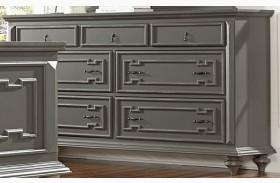 Marceline Grey Dresser