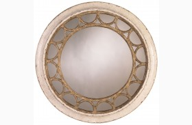 Archipelago Blanquilla Moor Island Ring Mirror