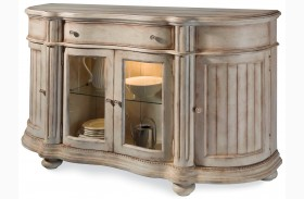 Belmar Antique Linen Sideboard