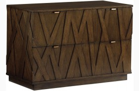 Cross Effect Prism File Chest