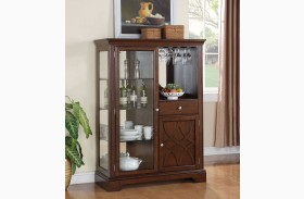 Woodmont Brown Cherry Display Server
