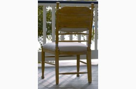 Down Home Oatmeal Side Chair Set of 2