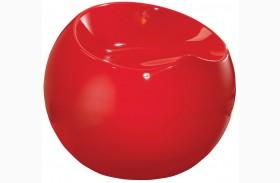 Ergo Sphere Red Barstool