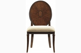 Avalon Heights Chelsea Starburst Side Chair