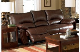 Clifford Double Reclining Sofa - 600281
