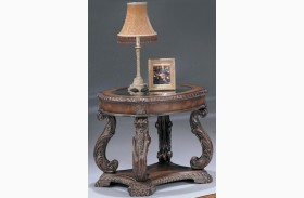Doyle End Table - 3891