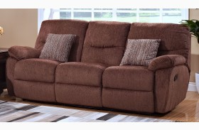 Cheshire Fudge Power Reclining Sofa