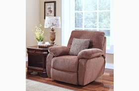 Cheshire Fudge Recliner