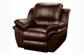 Cabo Brown Recliner