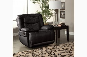 Torino Premier Black Power Glider Recliner
